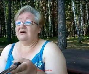 Big Ass Granny Tube